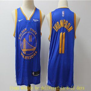 Mens Golden State Warriors Klay Thompson Jersey